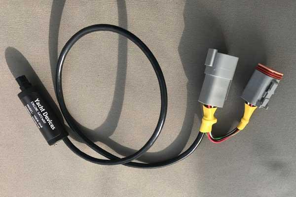 Yacht Devices Engine Gateway YDEG-04R | MDS Battery