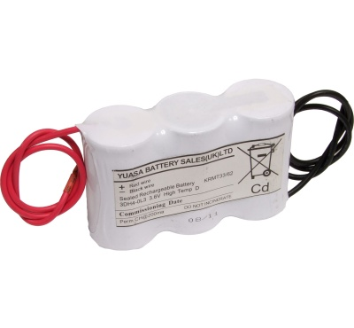 Yuasa 3DH4.0L3 Emergency Lighting Battery