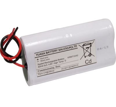 Yuasa 4DH4.0L5 Emergency Lighting Battery