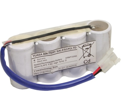 Yuasa 4DH4.0LAP3 Emergency Lighting Battery