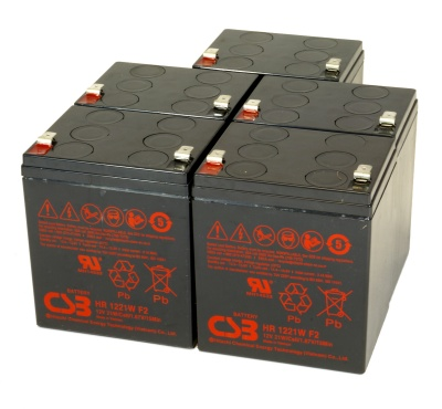 MDS2525 UPS Battery Kit for MGE AB2525