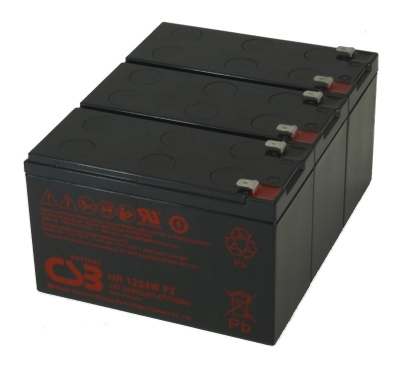 Battery Kit for Delta Power Amplon M Series M-1.5K UPS