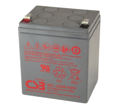 CSB HRL1223W 12V Lead Acid Battery