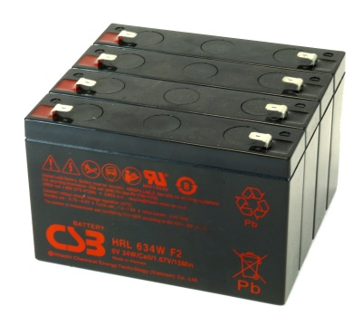 MDS1006 UPS Battery Kit for MGE AB1006