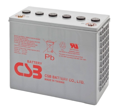 CSB XHRL12650W 650W Extreme High Rate Long Life Battery