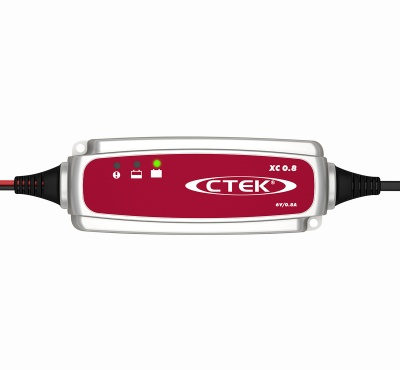 CTEK XC 0.8 6V Compact Battery Charger