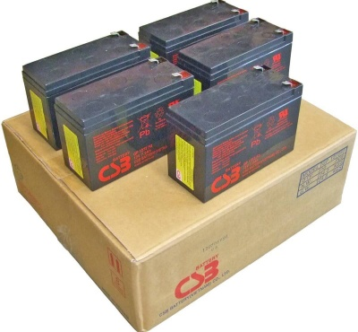 CSB GP1272F2 Pack of 15 Batteries