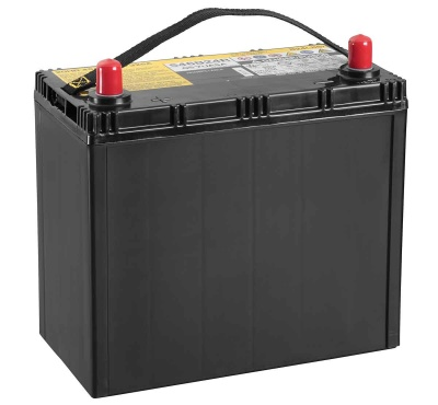 Yuasa HJ-S46B24R JIS B24 12V AGM Car Battery