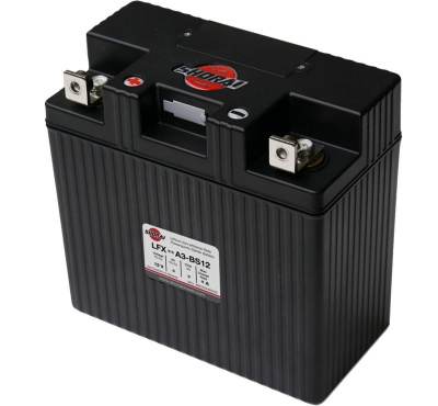 Shorai LFX27A3-BS12 12V 27AH Lithium Battery