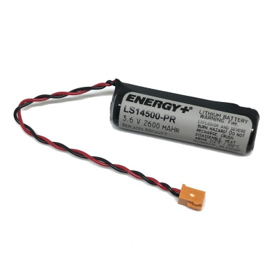 Omron CS1W-BAT01 Li-ion PLC Battery LS14500-PR