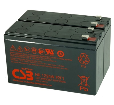 MDS1001 UPS Battery Kit for MGE AB1001