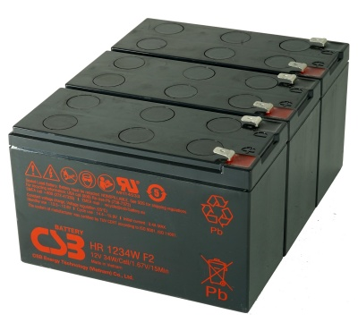 MDS1003 UPS Battery Kit for MGE AB1003