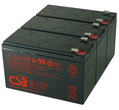 MDS1009 UPS Battery Kit for MGE AB1009