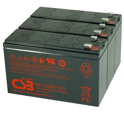 MDS1014 UPS Battery Kit for MGE AB1014
