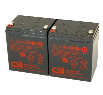 MDS135 UPS Battery Kit - Replaces APC RBC135