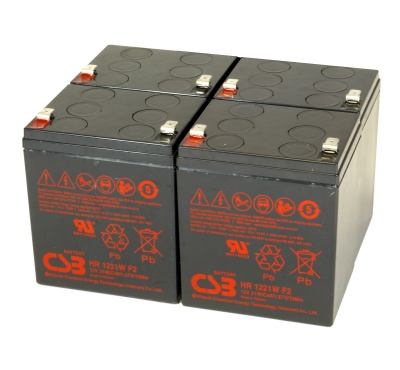 MDS141 UPS Battery Kit - Replaces APC RBC141