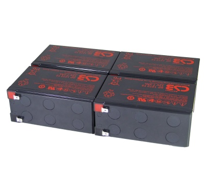 MDS23 UPS Battery Kit - Replaces APC RBC23