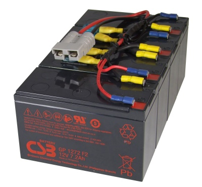 MDS25 UPS Battery Kit Compatible with APC RBC25