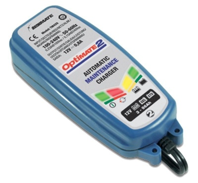 OptiMate 2 12V Battery Charger TM-422