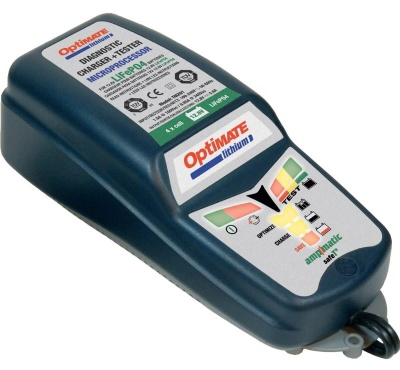 Optimate Lithium 5.0A 12V Battery Charger