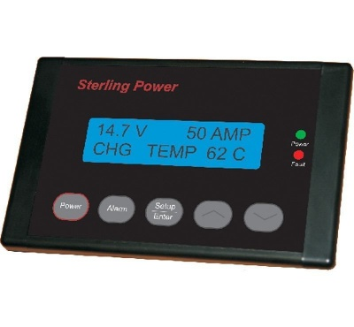 Sterling Power Remote Panel For ProCharge Ultra PCUR
