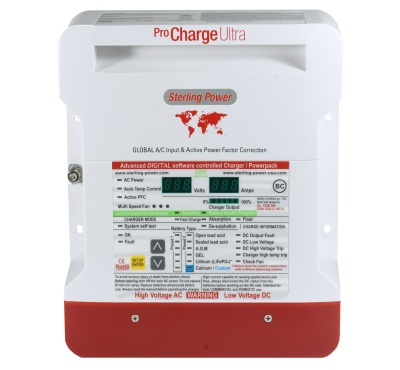Sterling Power 12V 20A Pro Charge Ultra Charger PCU1220