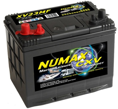 Numax XV23MF Leisure Marine Battery