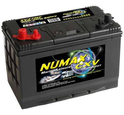 Numax CXV XV27MF Leisure Marine Battery