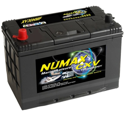 Numax XV30HMF Leisure Marine Battery
