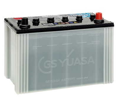 Batterie YUASA YBX7055 EFB 12V 40AH 400A