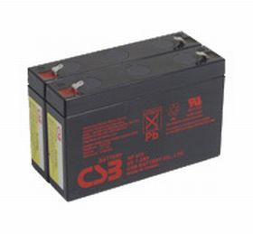 GP672F2 Pack of 2 Batteries