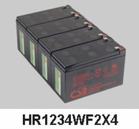 HR1234WF2 Pack of 4 Batteries