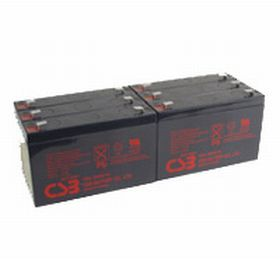 HRL634W F2 Pack of 6 Batteries
