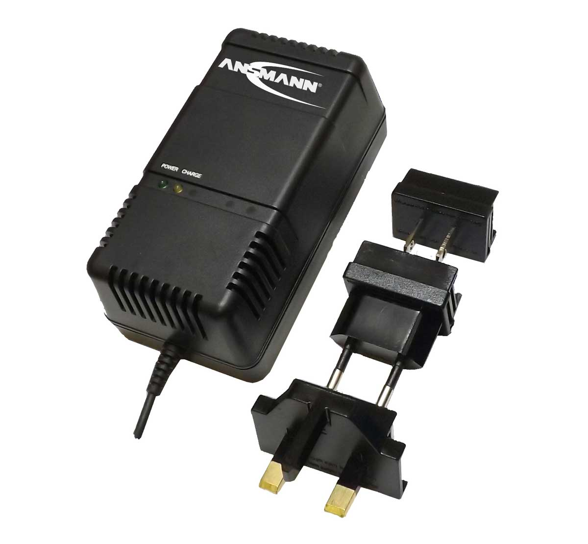 Ansmann 4S Type Li-ion Battery Charger 14.8V 0.6A