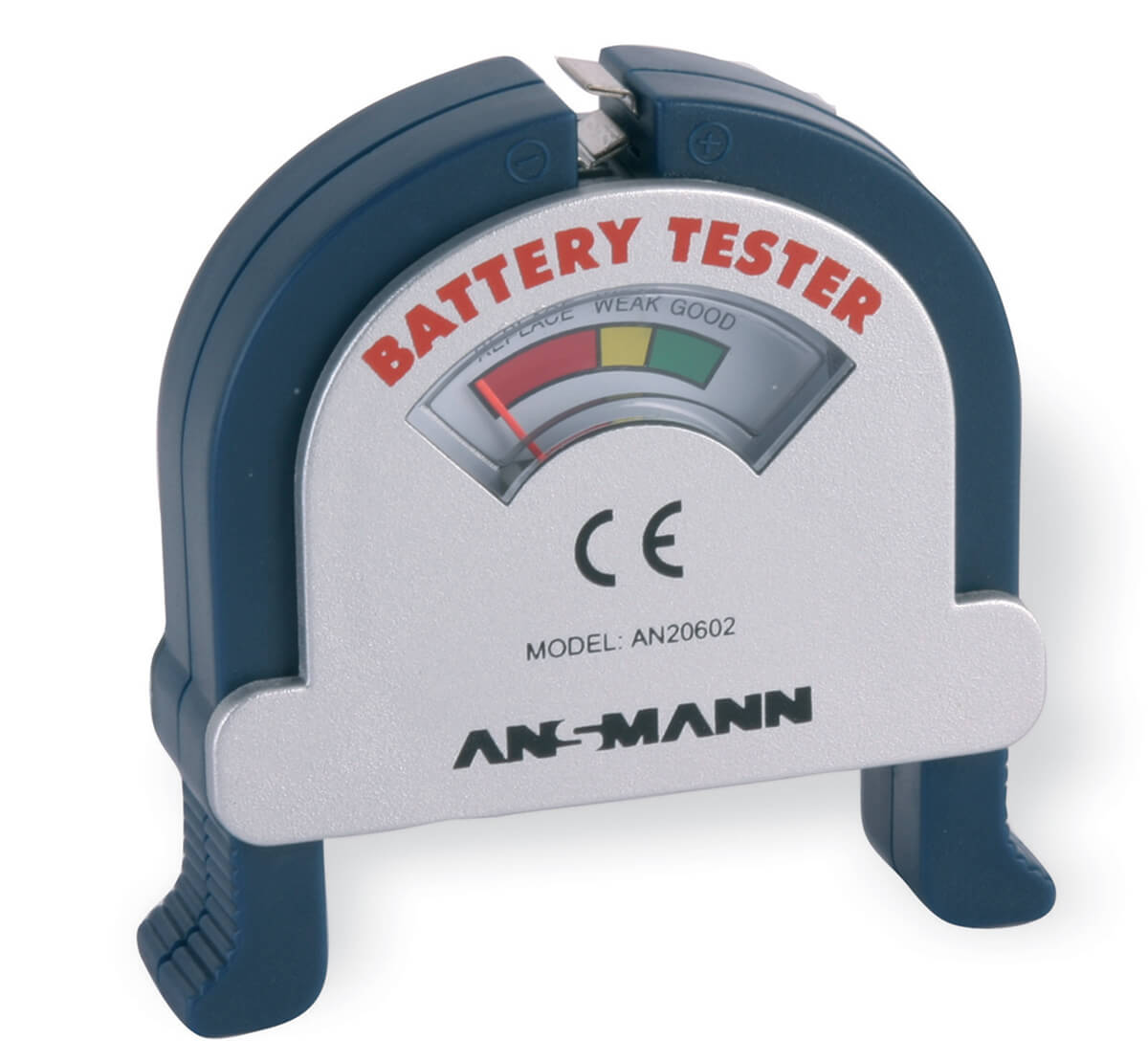 Ansmann Basic Battery Tester