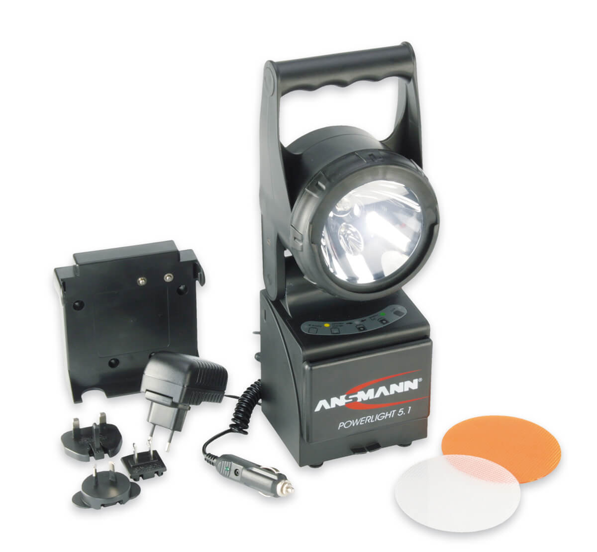 Ansmann Power Light 5.1 Rechargeable Lantern
