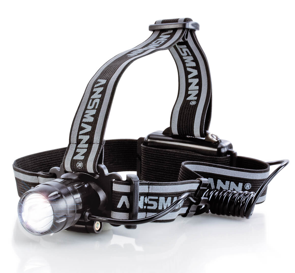 Ansmann LED HeadLight HD3 5819073