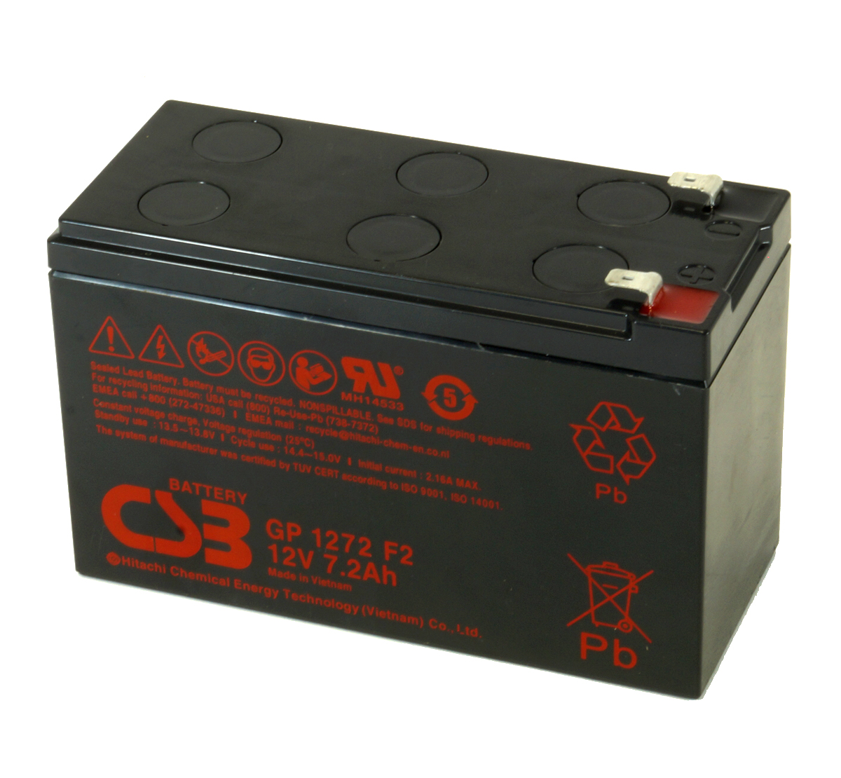 MDS2000 UPS Battery kit for MGE AB2000