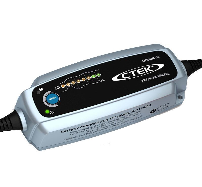 CTEK Lithium XS Battery Charger