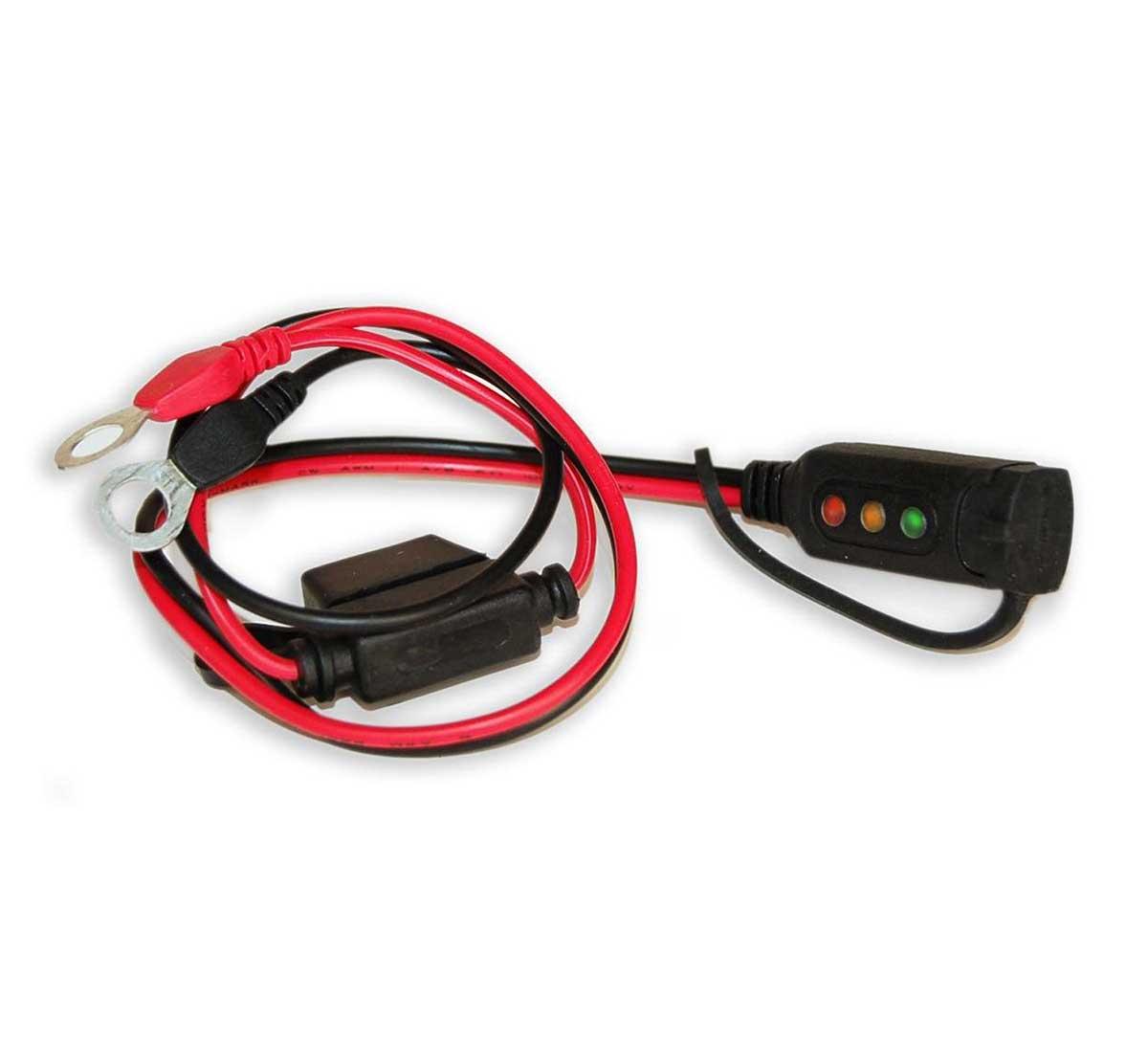CTEK Comfort Indicator with eyelet connectors & LEDs | MDS Battery