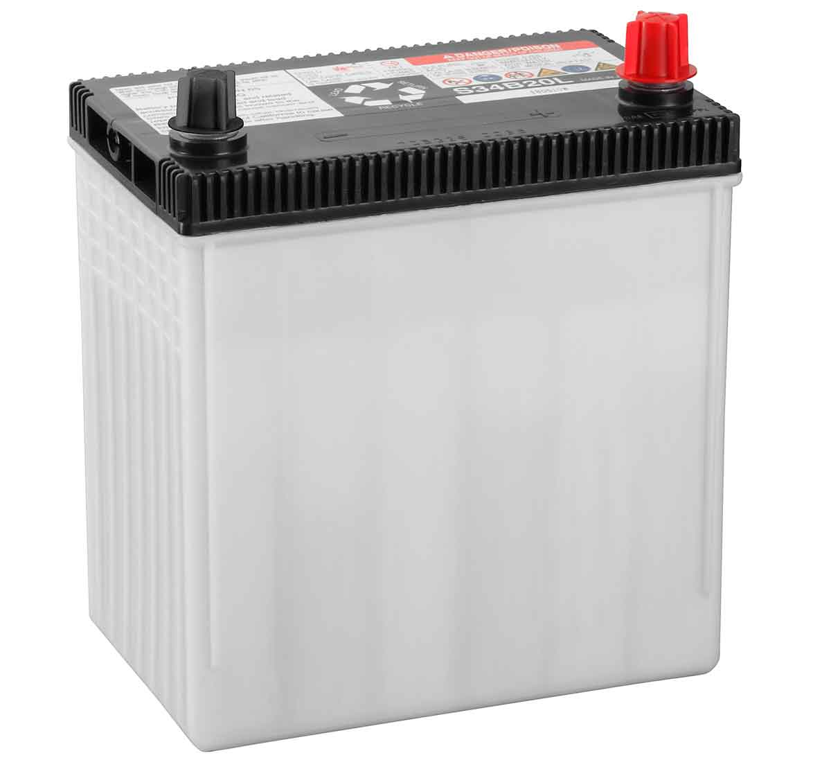 Yuasa HJ-S34B20L JIS B20 12V AGM Car Battery
