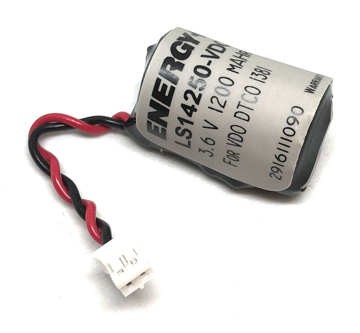 Replacement for VDO Original DTCO Battery LS14250-VDO