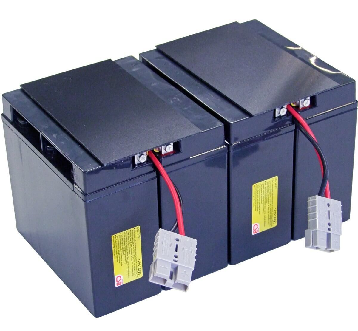 MDS11 UPS Battery Kit - Replaces APC RBC11
