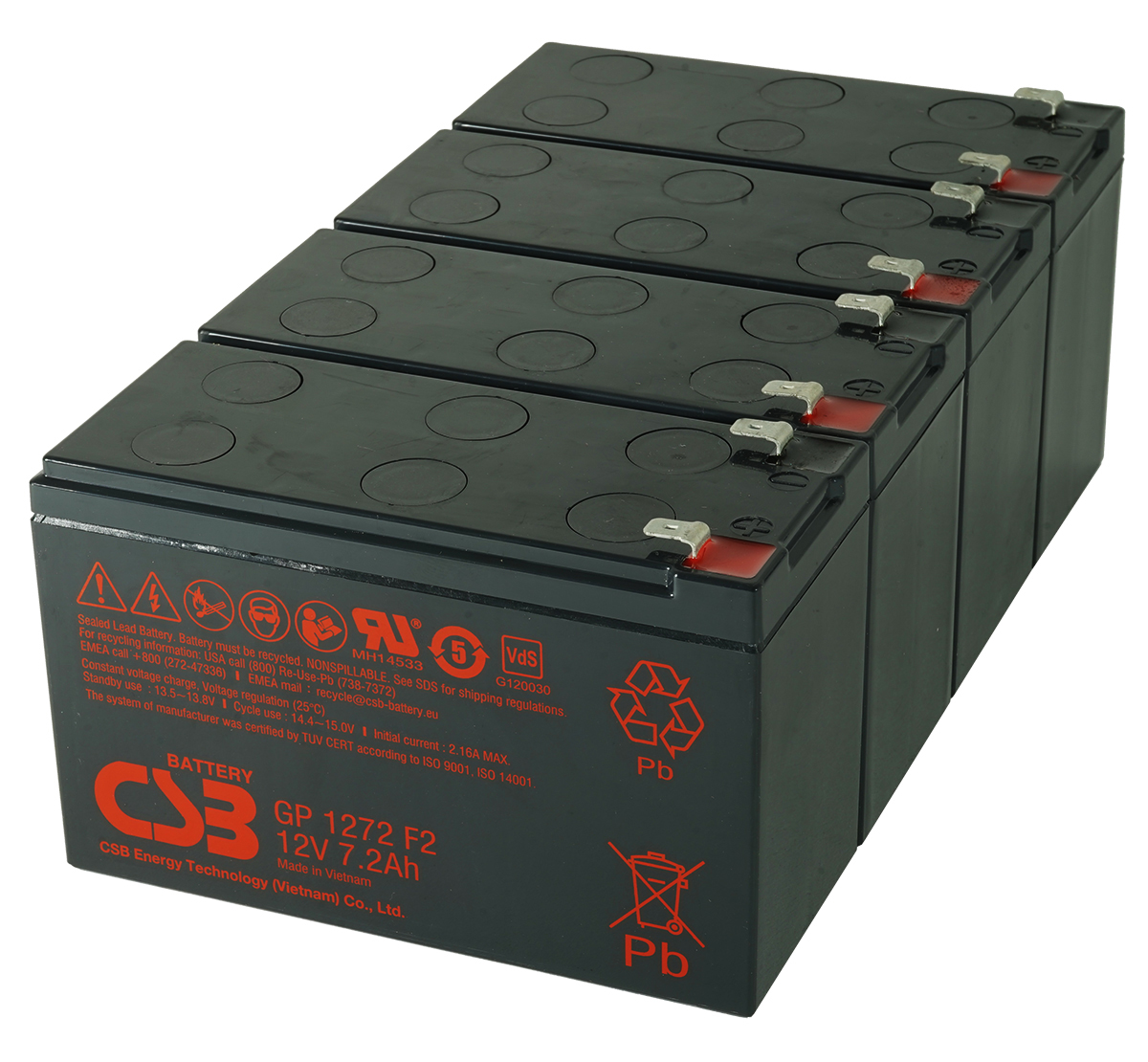 MDS2306 UPS Battery Kit for MGE AB2306