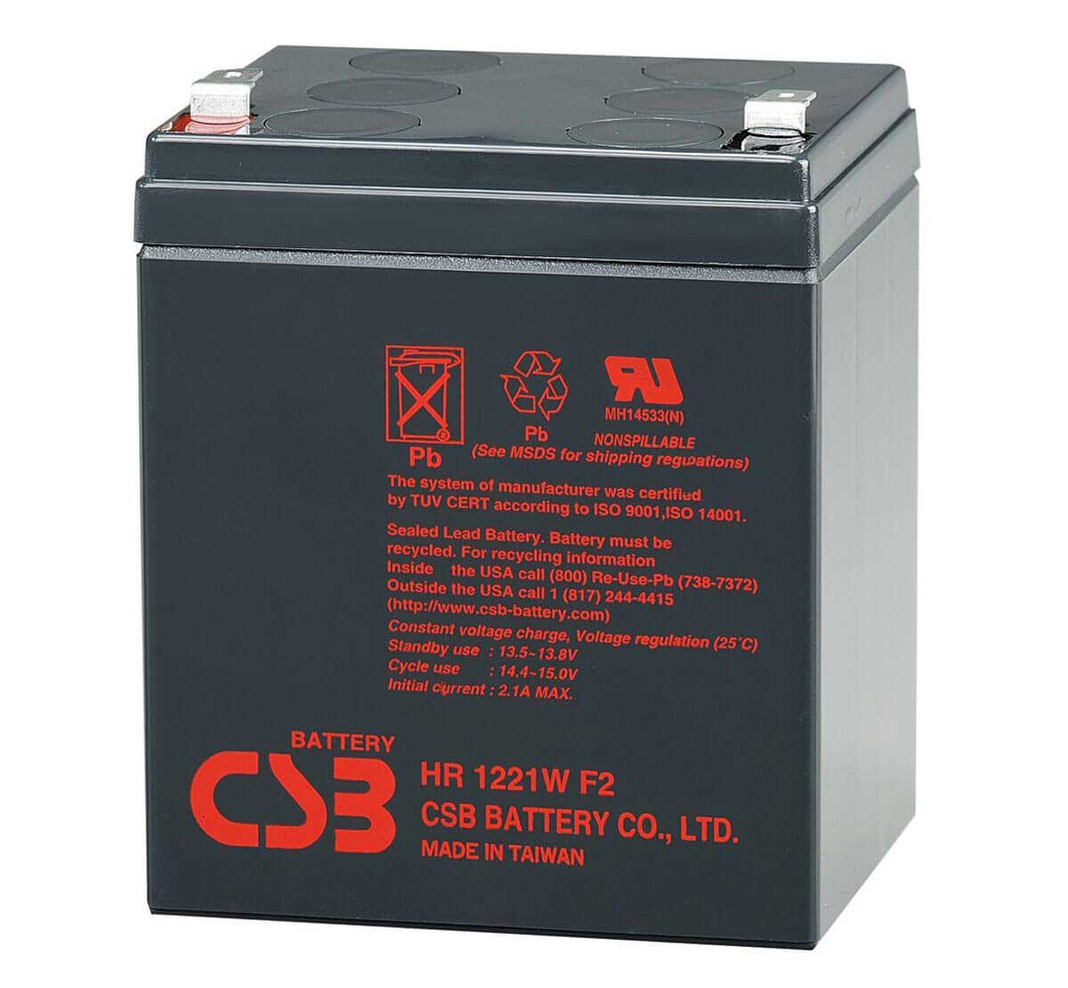 MDS29 UPS Battery Kit - Replaces APC RBC29