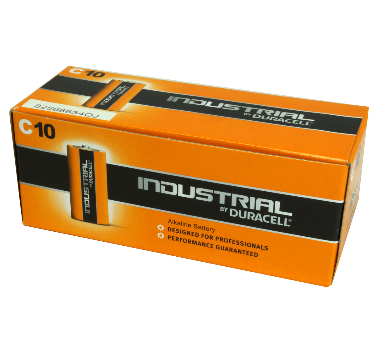 Duracell Industrial  MN1400 C Box 10 Alkaline Battery