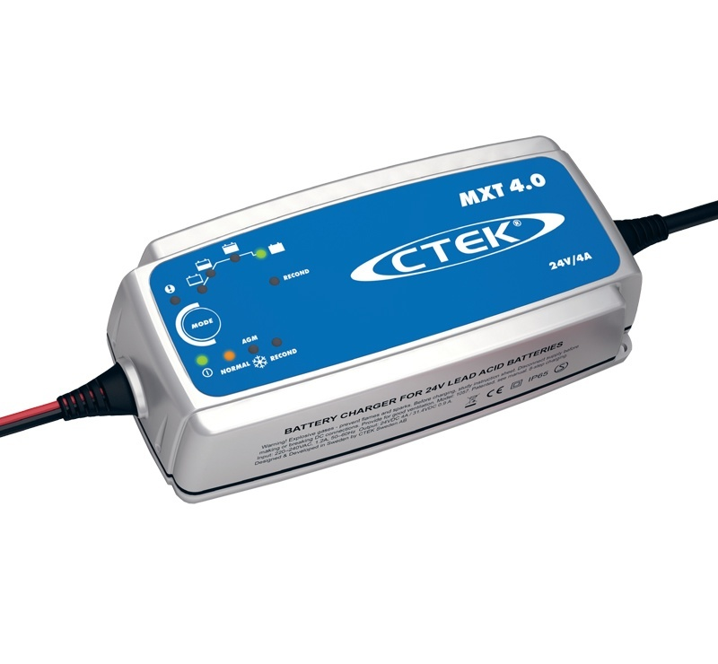 CTEK MXT 4.0 24V Commercial Battery Charger