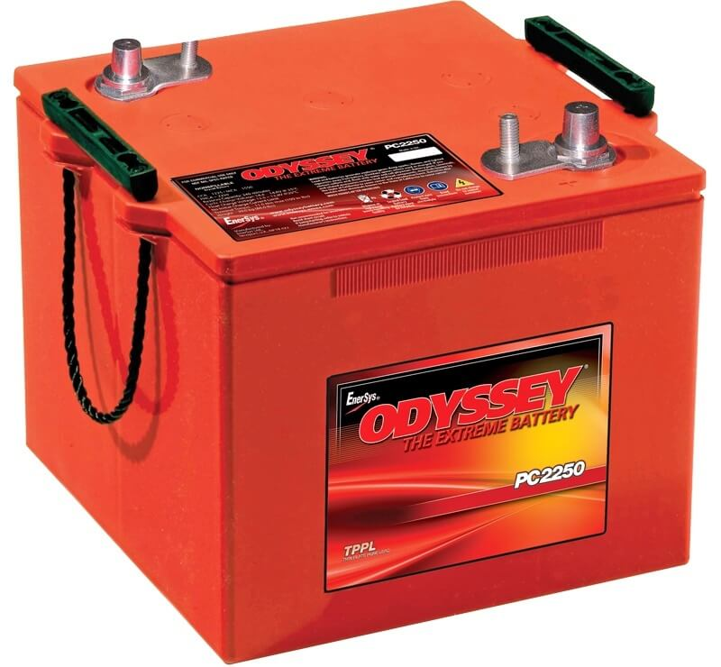 Odyssey PC2250 Extreme 12V Battery
