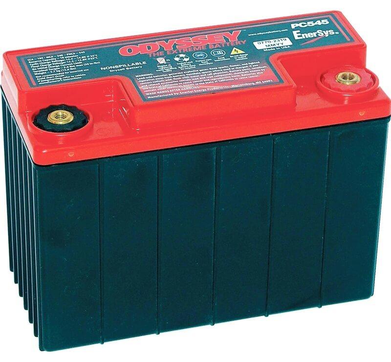 Pc545 Odyssey Starter Battery