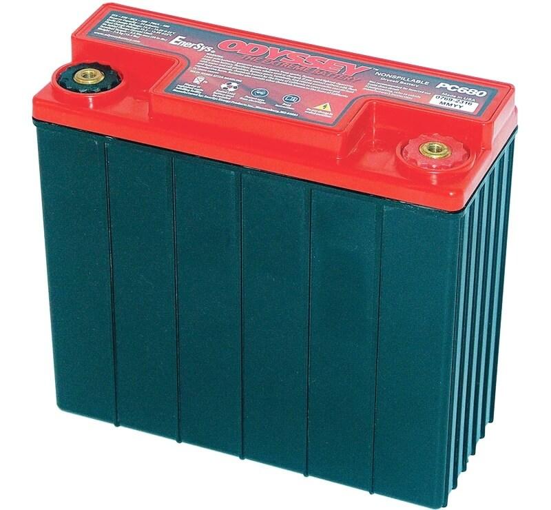 Odyssey Pc680 Starter Battery